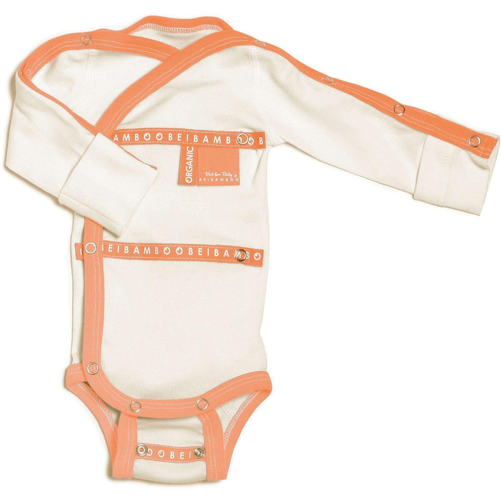 Beibamboo erbjuder snygga och prisvärda baby- & barnkläder online av hög kvalité. Orange