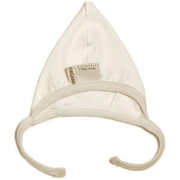 Bonnet Hat Cap White Hospital Collection